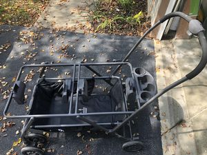 Joovy Twin Roo+ Infant Car Seat Stroller Frame for Sale in Hoffman Estates, IL