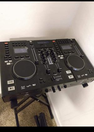 Edison professional dj system for Sale in Norwich, NY