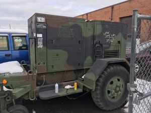 Complete army generator for Sale in Rockville, MD