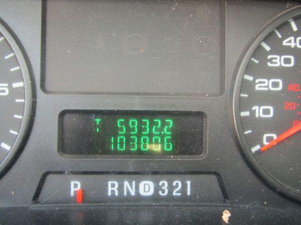 2005 Ford F250 Super Duty Regular Cab