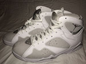 *Nike Air Jordan Retro 7 - Pure Money White - DS sz 11* for Sale in Portland, OR