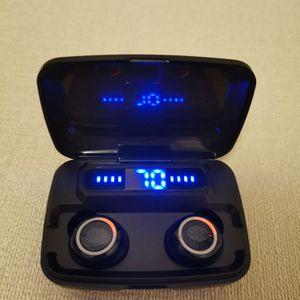 (B6)True Wireless Bluetooth 5.0 Earphones Touch Control Headphones Earbuds Headset for Sale in La Habra, CA