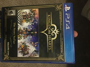 Kingdom Hearts the story so far for Sale in Channelview, TX