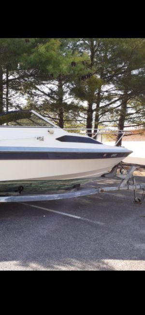 Bayliner boat and trailer for Sale in Sewell, NJ