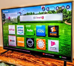 "🛑📺SMART TV LG 55"" 4K LED ThinQ W/ webOS DIGITAL FULL HD 2160p🛑 ( Negotiable ) 📺🛑 for Sale in Phoenix, AZ"