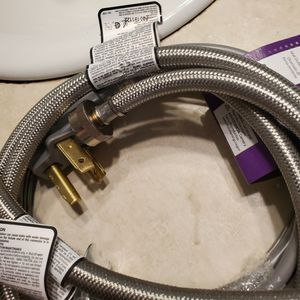 Washer/dryer Hoses, Cables Adapter for Sale in Troutdale, OR