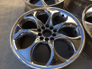 "17"" rims wheels Honda Toyota 5 lug for Sale in Los Alamitos, CA"
