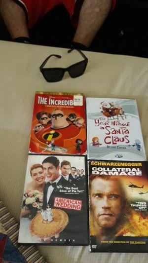 Movies and Coach sunglasses for Sale in Miami, FL