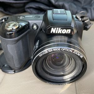 NIKON DIGITAL CAMERA COOLPIX FOR ONLY $90 for Sale in Fort Worth, TX