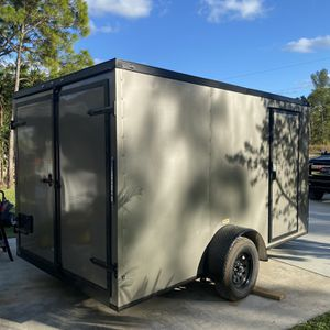Enclosed Cargo Trailer for Sale in West Palm Beach, FL