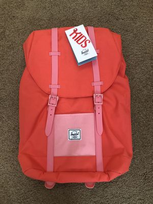 Herschel youth retreat backpack- BRAND NEW with tags for Sale in Manteca, CA