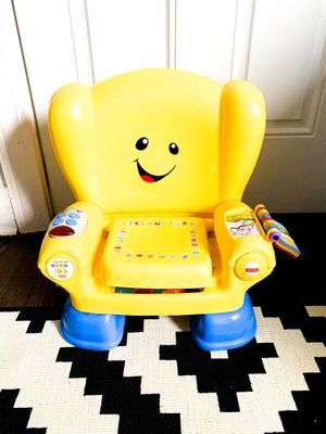 Fisher price laugh and learn chair for Sale in Seymour, CT