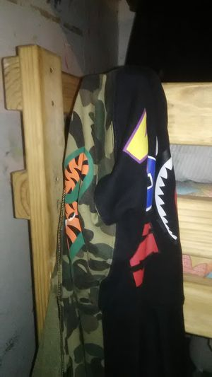 Real Bape wishing to Trade Jacket for Xbox or ps4 for Sale in Columbus, OH
