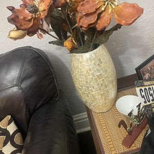 Mosaic Vase With Flowers for Sale in St. Louis, MO