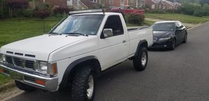 1993 Nissan Truck hardbody D21 pickup 4x4 for Sale in Alexandria, VA