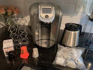 Keurig K575 Coffeemaker plus many Extras! for Sale in West Springfield, VA