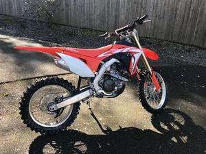 2018 Honda Crf 450 RX for Sale in Milton, WA
