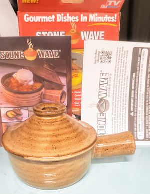 Stone Wave Micro-Wave Cooker for Sale in Oxnard, CA