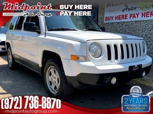 2011 Jeep Patriot for Sale in Irving, TX