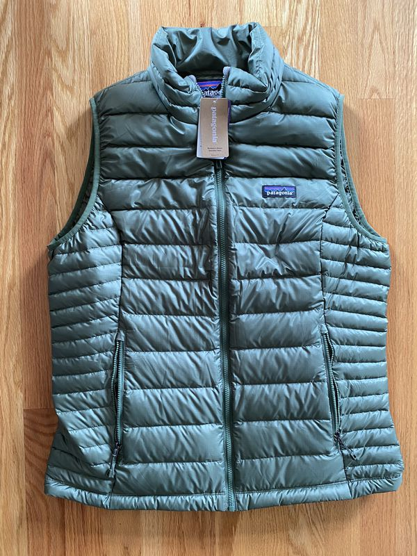 Patagonia Down Sweater Vest, Women's Large