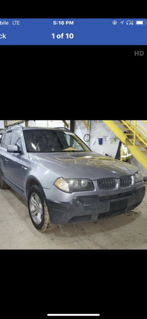X.3 BMW runs and drives for parting out no I'm not selling the whole car I lost a title and I don't want to have any headaches for Sale in Portland, OR