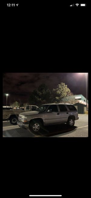 2003 Chevy Tahoe for Sale in Denver, CO