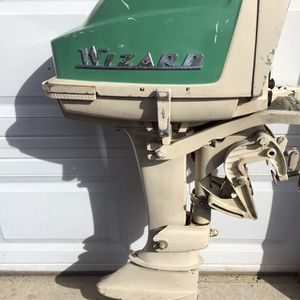 1958 Wizard By Oliver Powermatic 5.5hp Small Outboard for Sale in Riverhead, NY