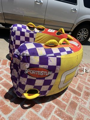 Sportstuff towable chariot for Sale in Mission Viejo, CA