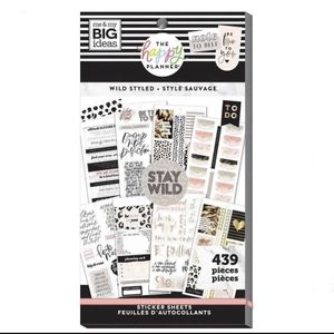 Wild Styled-happy planner stickers for Sale in Cypress, TX