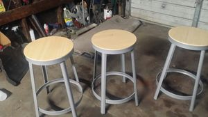 Bar stools --- kitchen stools for Sale in Chicago, IL