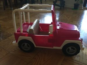 Our Generation doll toy car for Sale in Silver Spring, MD
