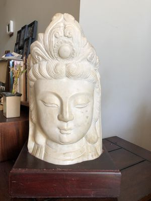 Marble Sculpture - Pre WWII for Sale in Lisle, IL