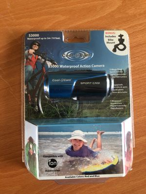 Waterproof Action Camera for Sale in Winter Haven, FL