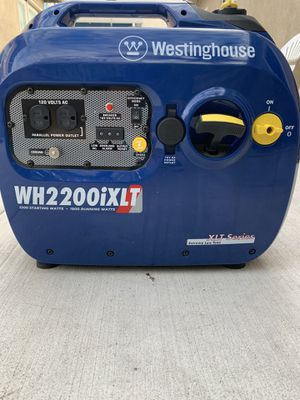 Gas powered generator for Sale in Los Angeles, CA