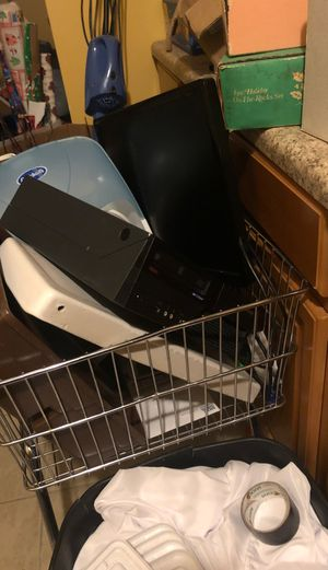 Pc and monitor for Sale in Courtland, VA