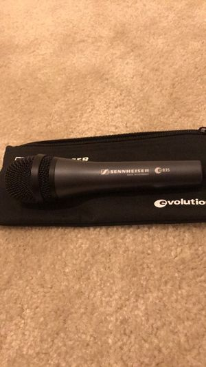 Sennheiser e835 microphone for Sale in Gainesville, VA