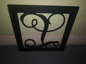 Black wall picture for Sale in Alexandria, LA