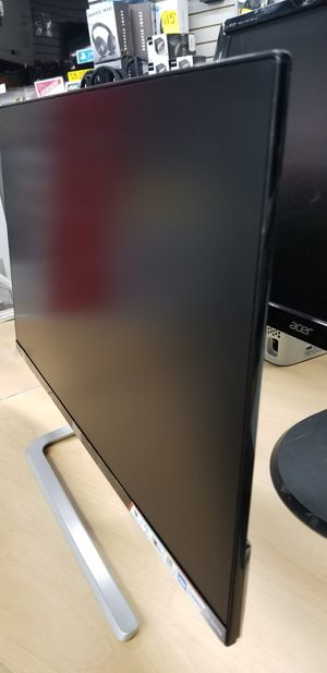 """MONITOR AOC LED 24"""" EXTRA THIN (PC or Mac) for Sale in Las Vegas, NV"""