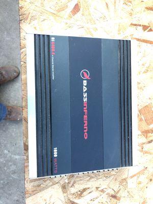 Auto amplifier for Sale in Pico Rivera, CA