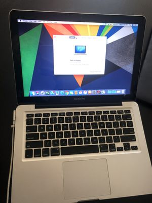 2012 MACBOOK PRO for Sale in University Place, WA