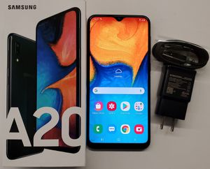Samsung A20 New and Mexico and USA Unlocked for Sale in Phoenix, AZ