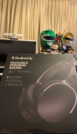 SkullCandy Hesh 3 Wireless Over The Ear Headphones for Sale in Chicago, IL