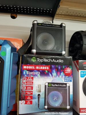 Toptech audio speaker for Sale in Houston, TX