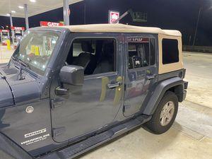 2017 Jeep Wrangler Unlimited JKU for Sale in Jacksonville, FL