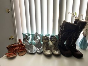 Shoes size 7 for Sale in Riverside, CA