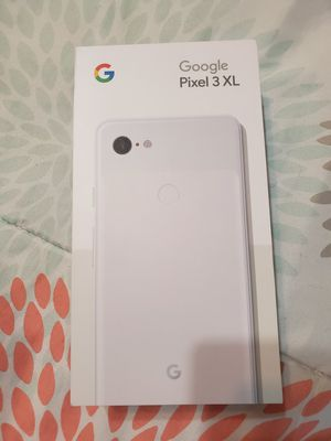 Google pixel 3 XL 64GB Unlock from Google for Sale in Silver Spring, MD