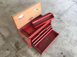 Tool box STACK ON USA for Sale in Jurupa Valley, CA