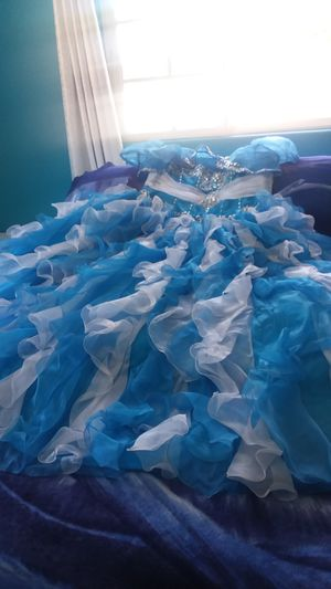Quinceanera dress for Sale in Lemon Grove, CA