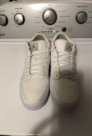 Jordans size 12 white for Sale in SEATTLE, WA