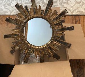 Decorative wall mirror for Sale in Evanston, IL